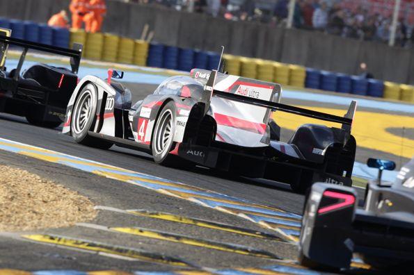 Baretzky le adjudica vital importancia a las carreras, para el desarrollo del auto de producción. Acordamos?