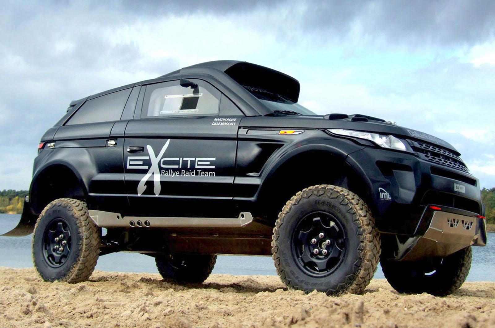 Más de 300 CV y 87 kgm de torque para afrontar los más de 9.000 km del Dakar que viene.