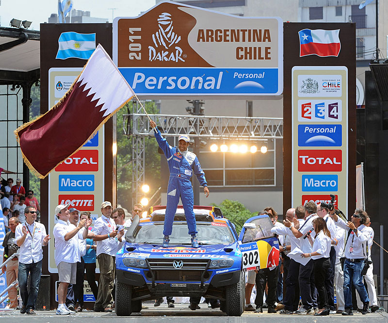 """Argentina tendrá el """"día de descanso"""" en Tucumán y seis jornadas de carrera."""
