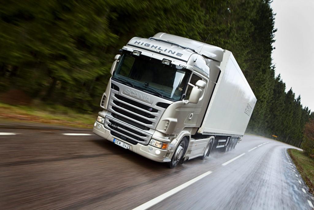 El premiado producto de Scania fue un adelantado en la norma Euro 6.
