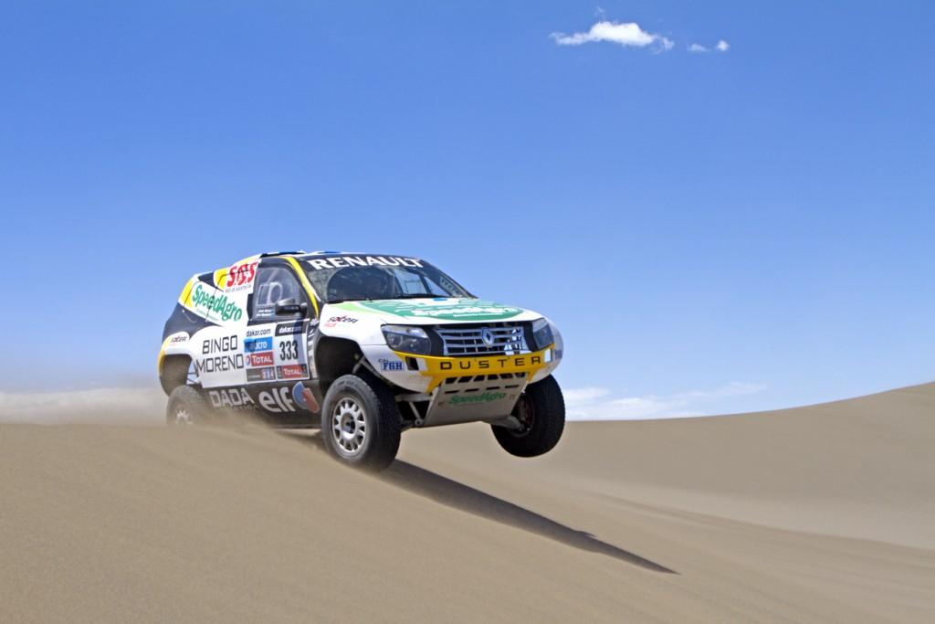 Con más de 300 CV y 1.750 kilos, las Duster tienen un buen coeficiente para aspirar a destacarse.