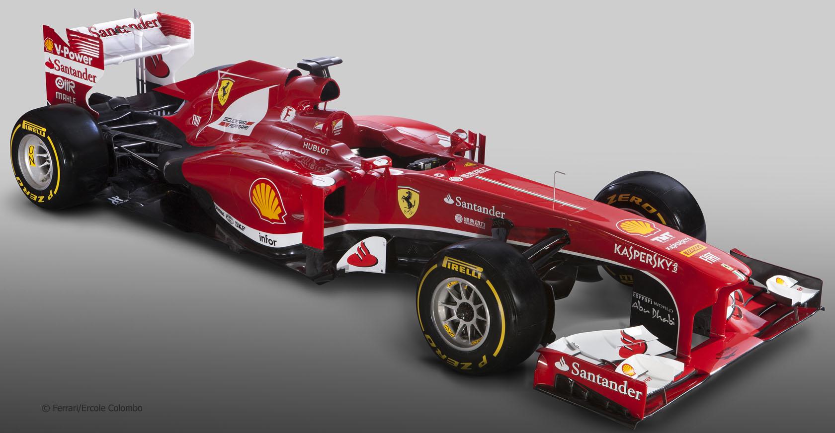 El auto más esperado del año para la F.1 fue presentado en Maranello. Hay gran expectativa sobre su futuro.