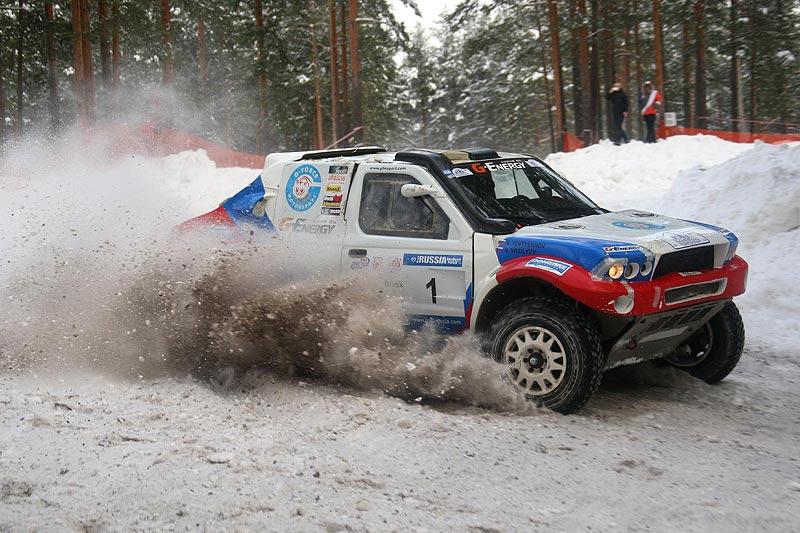 Con un G-Force convencional, Vladimir Vasiliev ganó la Baja Northern Forest, la primera de la Copa Mundial.