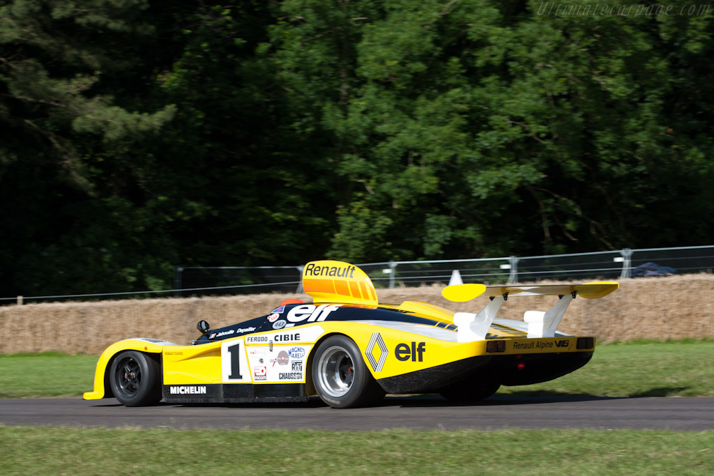 """Luego de 11 participaciones en las """"24"""" de Le Mans, Alpine venció en 1978 y luego se retiró."""
