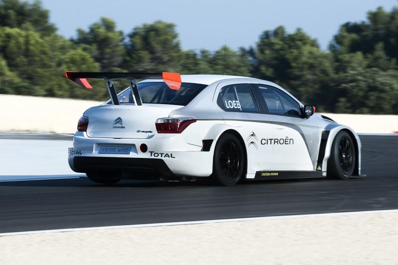 Buenos impresiones recogió el Citroen C-Elysée de WTCC al cabo de los primeros ensayos.