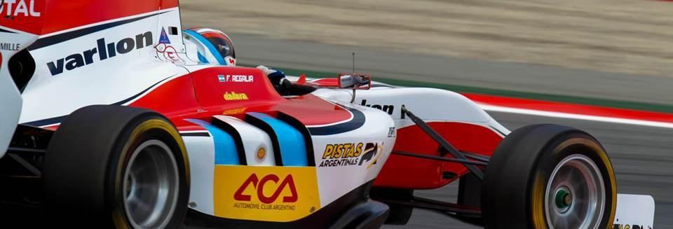 Positiva jornada en Spa-Francorchamps para Regalia quien, con el tercer lugar, accedió al tope del torneo...