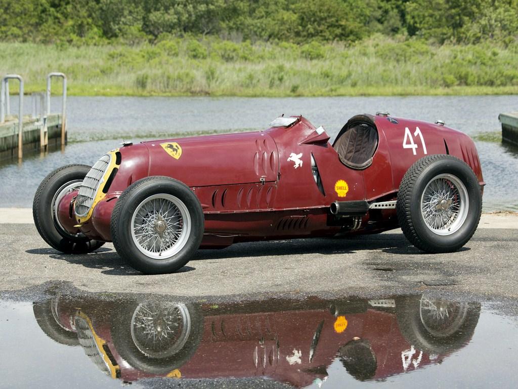 """Por el Alfa Romeo 8C-35 """"50013"""", se pagaron más de 7 millones de euros, dicen que es inversión segura..."""