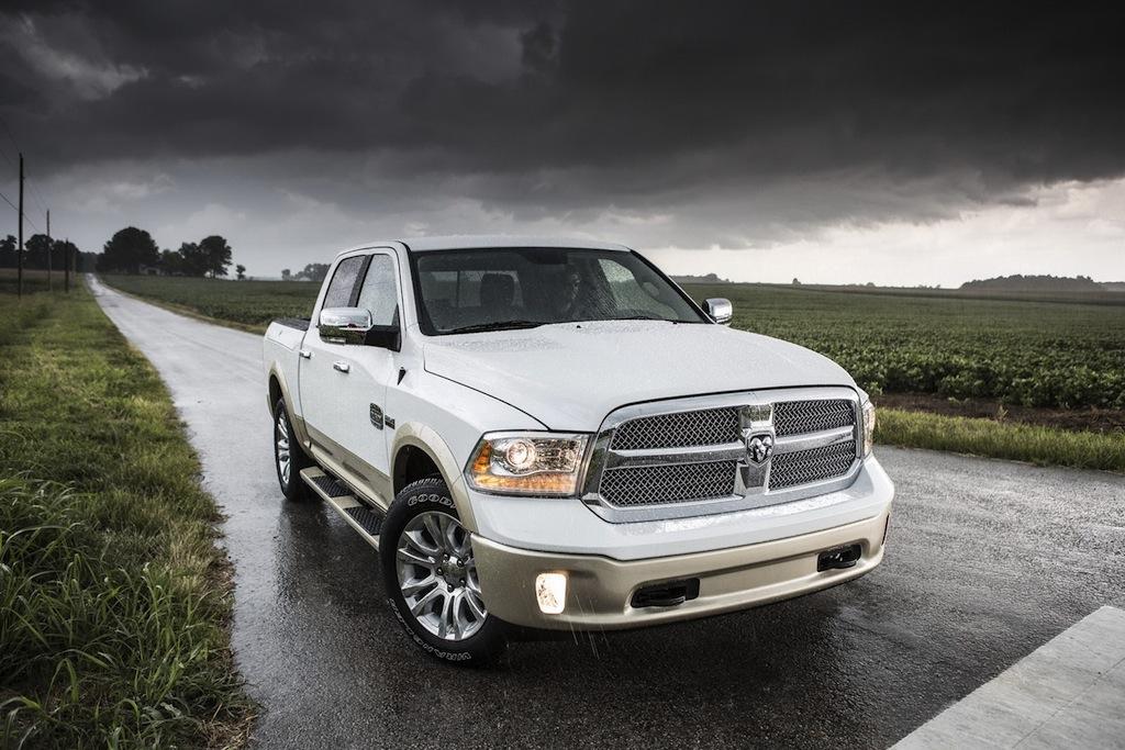 La Ram 1500 fue la más galardonada en Texas, el mercado de pick ups más grande del mundo.