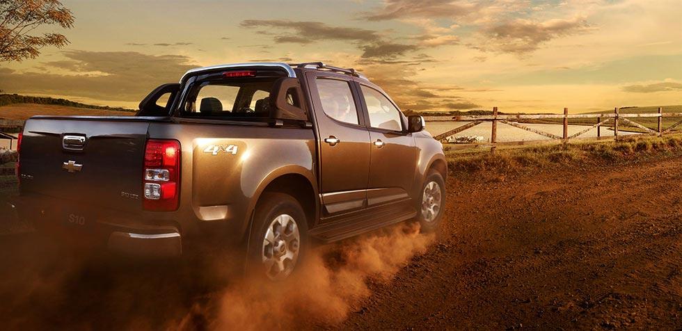 Más potente, con mejoras en la transmisión, confort y seguridad, la S10 relanza su propuesta.