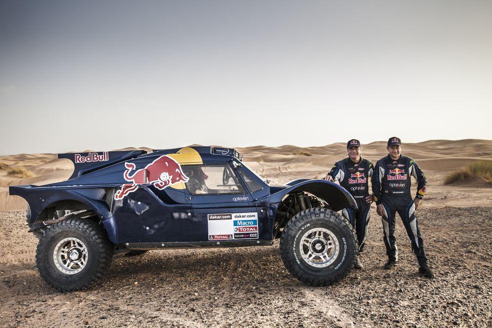 Sainz volverá a llevar como navegante a Timo Gottschalk, quien acompañó a Al-Attiyah cuando ganaron el Dakar 2011.