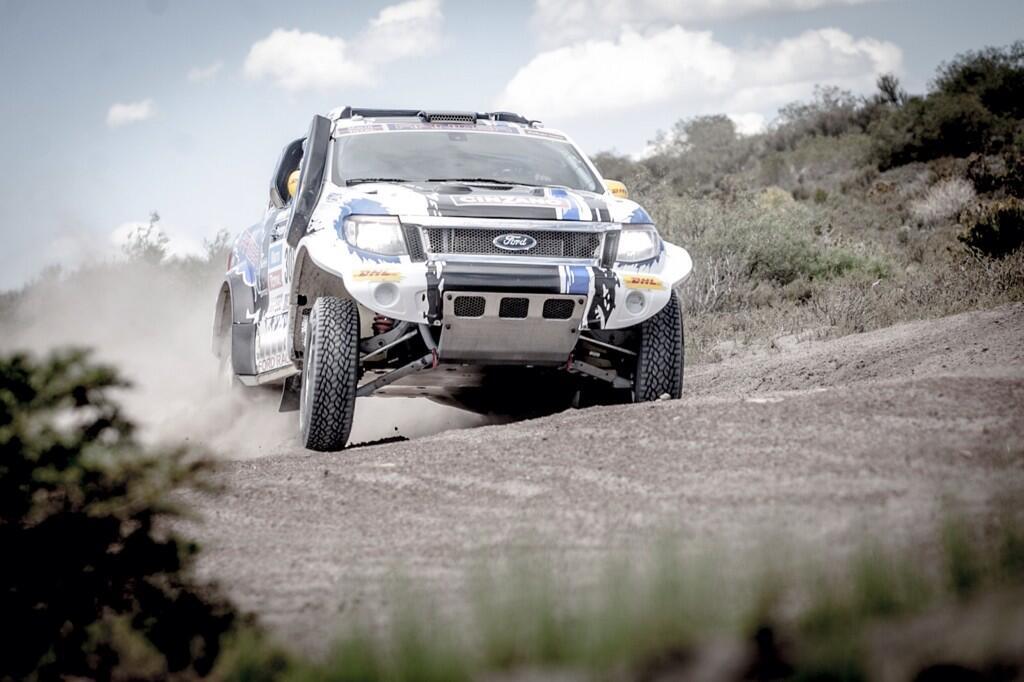 Las Ranger fueron realizadas por un grupo de trabajo con amplia experiencia en raids sudafricanos y el apoyo de SVT, la división deportiva de Ford EE.UU.