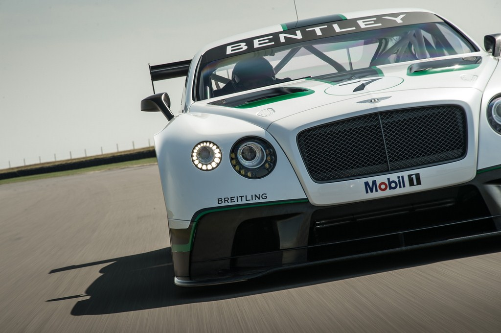 Después de 10 años de su victoria en las 24 Horas de Le Mans 2003, Bentley volverá a la acción con varios puntos en común con aquella memorable gestión?