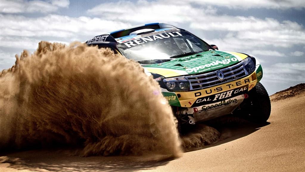 """""""Una muy mejorada Duster"""", según responsables técnicos y tripulantes, le daría al emprendimiento local una nueva y mejor oportunidad en el Dakar."""