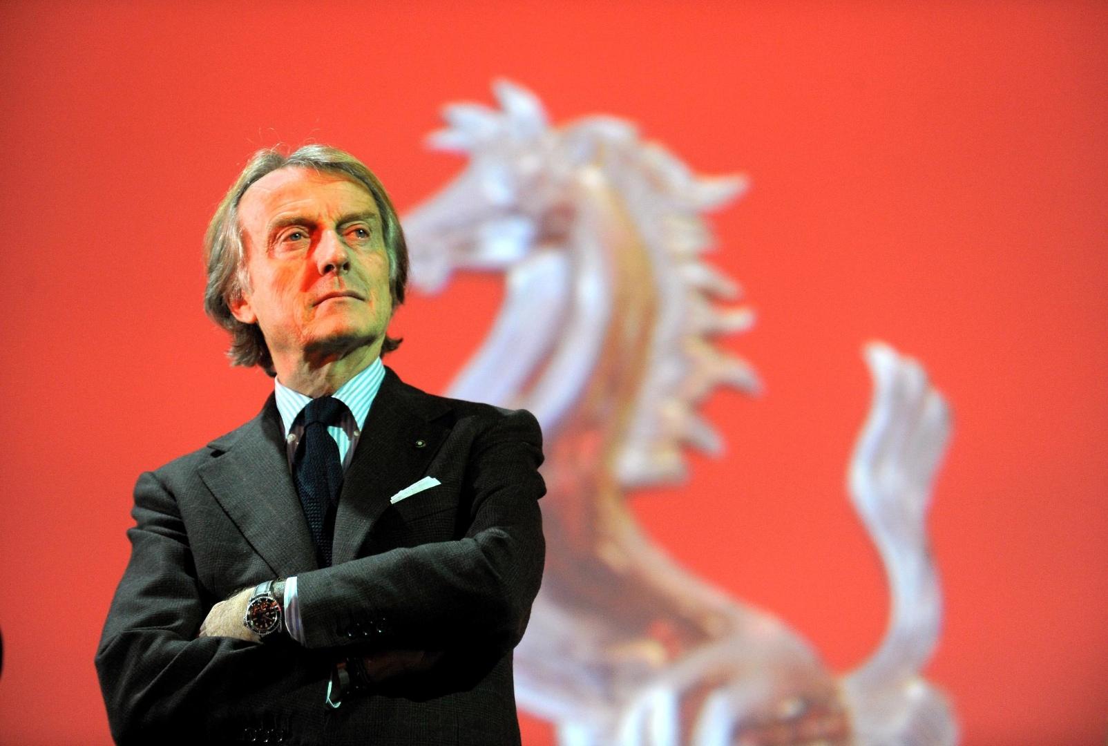 La elíptica verba de Montezemolo transmitió el deseo implícito de Ferrari por volver a Le Mans.