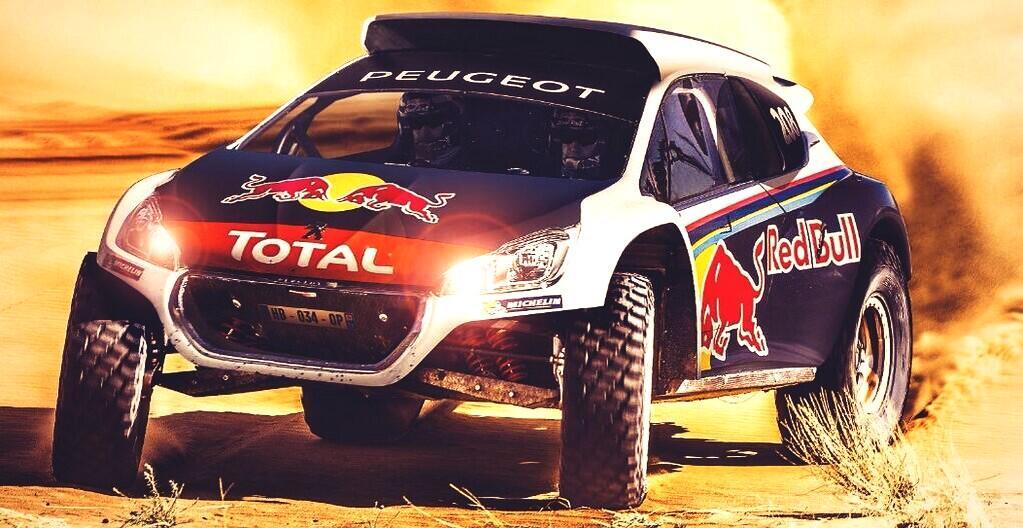 Después de su éxito de Pikes Peak, la silueta 208, serviría también para un nuevo asalto de Peugeot al Dakar 2015.