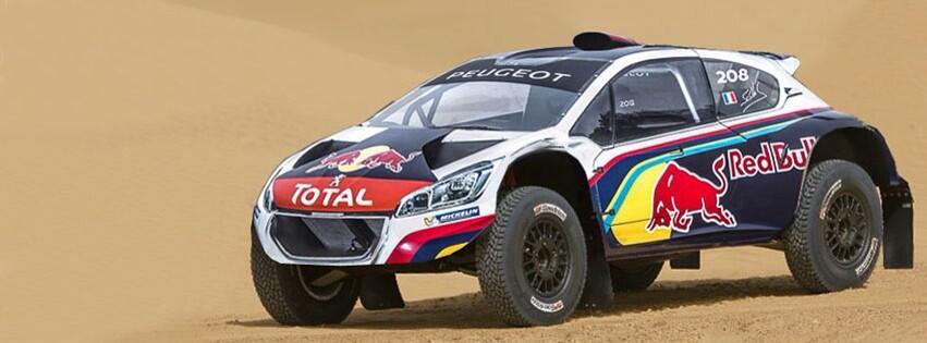 Loeb y Peterhansel correrían con los buggy 208 en el Dakar 2015...