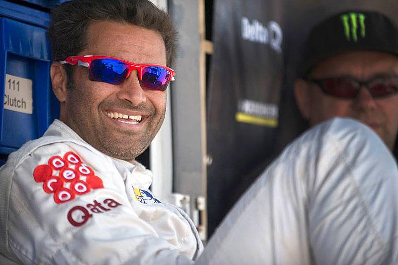 """""""Quiero ser el primer ganador del Dakar con Toyota"""", Al-Attiyah dixit..."""