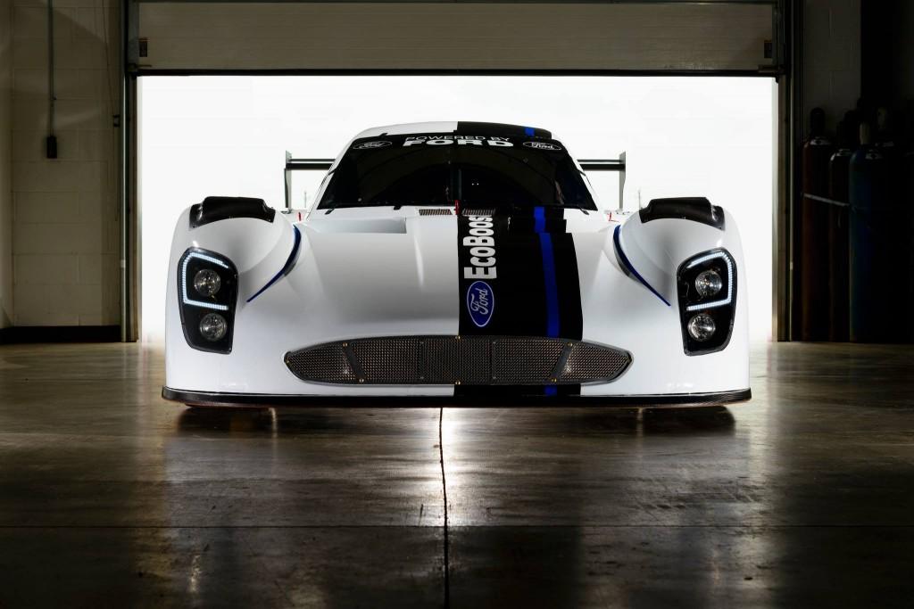 Daytona Prototype Ford con motor EcoBoost...