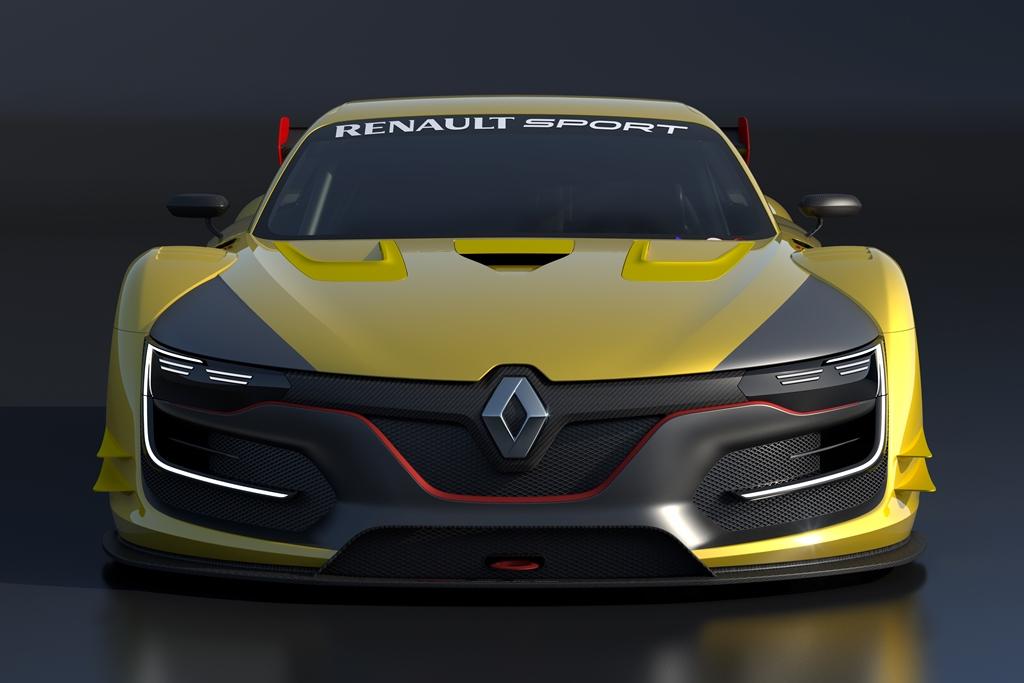"""Segun Alain Prost, consultor y parte activa del desarrollo: """"El RS 01 es un vehículo de carrera espectacular, dentro del espíritu puro de un GT. Por sus aptitudes deportivas de alto nivel, da muestras de la vasta experiencia de Renault Sport y su capacidad para desarrollar vehículos de competición que descubrirán futuros campeones en Resistencia o GT""""..."""