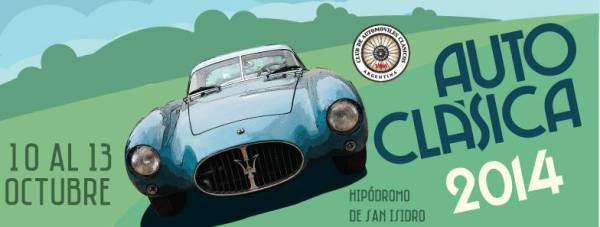 Maserati homenajeada por sus primeros 100 años desde el afiche oficial...