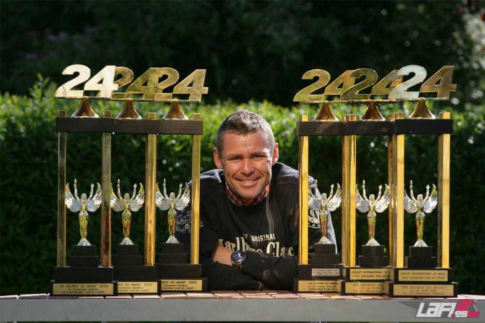 Tom Kristensen, máximo vencedor de las 24 Horas de Le Mans, y los frutos de una conquista increíble...