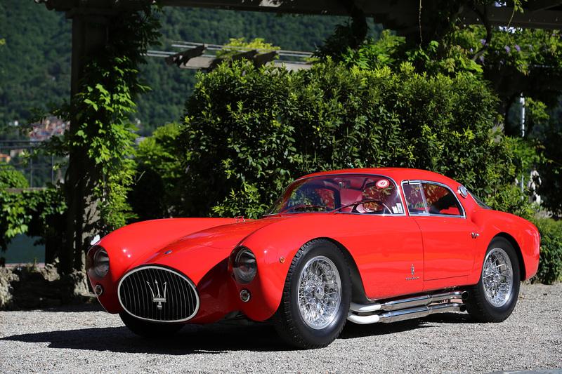 Maserati A6 GCS Berlinetta 1953 by Pininfarina...