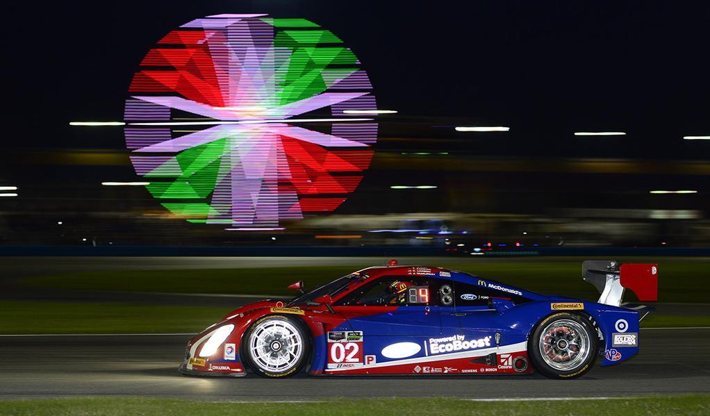 El Riley-Ford vencedor de las 24 Horas de Daytona utilizó el motor EcoBoost V6. El concepto fue premiado en varias ocasiones por el periodismo especializado...