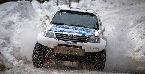 Suominen cambió su Montero por una Toyota de Overdrive y la estrenó con victoria en la prueba inicial de la Copa del Mundo FIA de CCR...