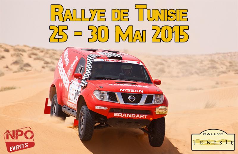 El argentino Terranova ganó su primer prueba de carácter internacional en la edición 2009 del Rally de Túnez...