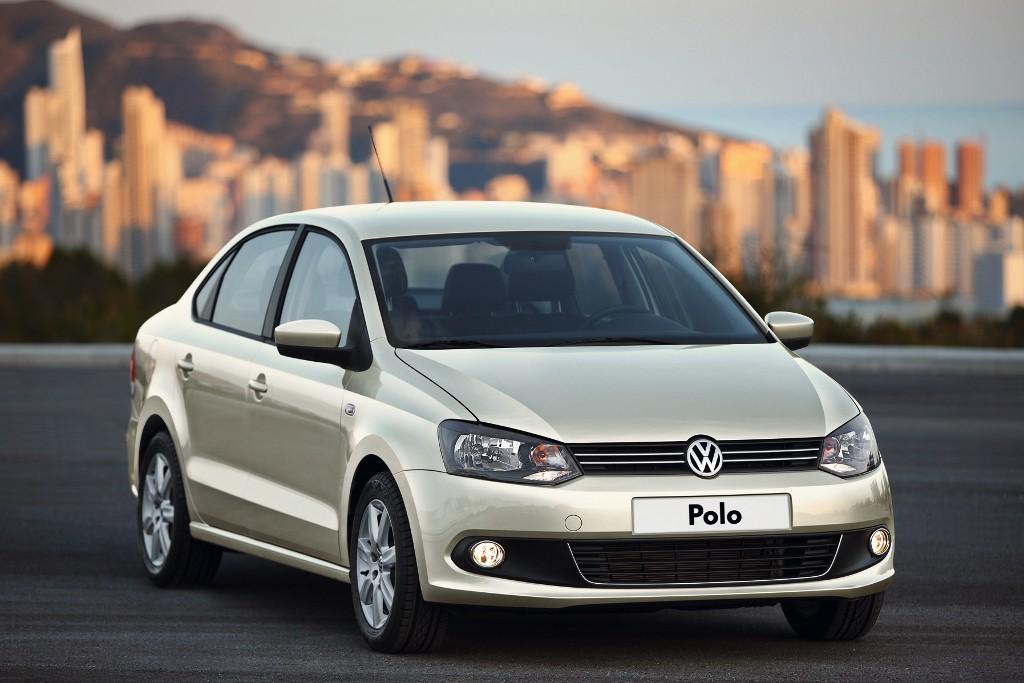 El VW Polo Sedan fabricado en la India está destinado a mercados emergentes de todo el mundo. Méjico y Malasia ya lo incorporaron...