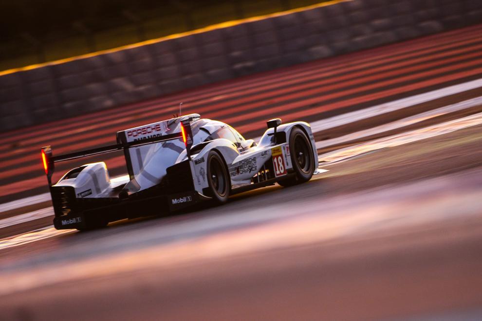 Neel Jani, con el Porsche 919, fue el más veloz en The Prologue en el Ricard, promediando 214,400 km/h para la mejor vuelta absoluta, unos cuatro segundos más rápido que la mejor de 2014!...