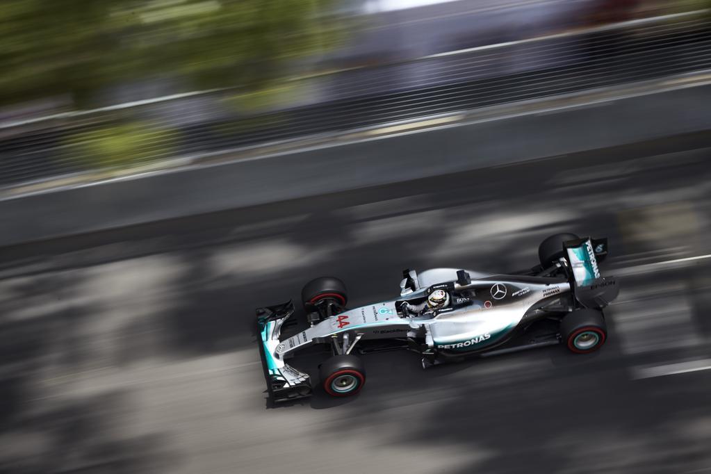 Hasta el error (¿u horror?) del equipo, el piloto de la carrera había sido el campeón Hamilton...