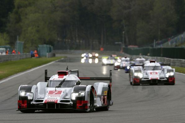 Gran ritmo y óptima estrategia le permitieron a Audi lograr su segunda victoria de 2015 sobre dos pruebas disputadas. Fassler-Lotterer-Treluyer, una vez más, demostraron su potencial como equipo...