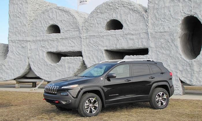 Las versiones de 185 y 200 CV del Multijet II 2.2, dinamizarán las ventas del Jeep Cherokee en Europa...