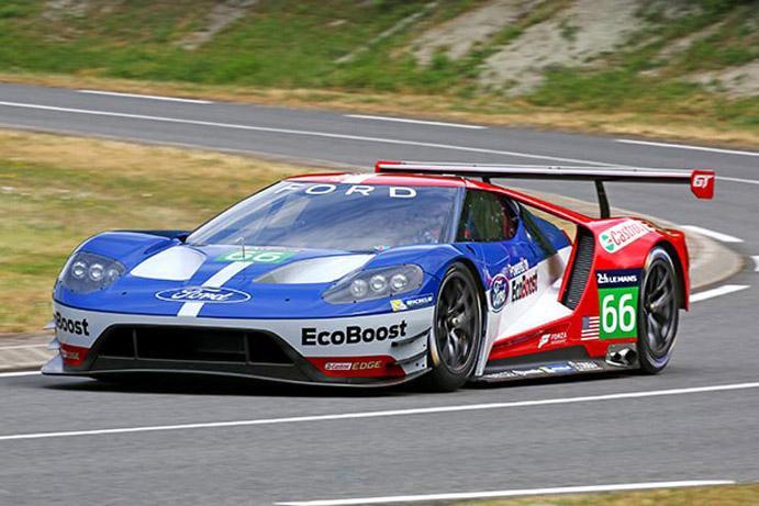 Paralelamente con el anuncio, pudo saberse que el nuevo Ford GT ya está en avanzada fase de pruebas. El equipo para el WEC tendrá su sede en Inglaterra...