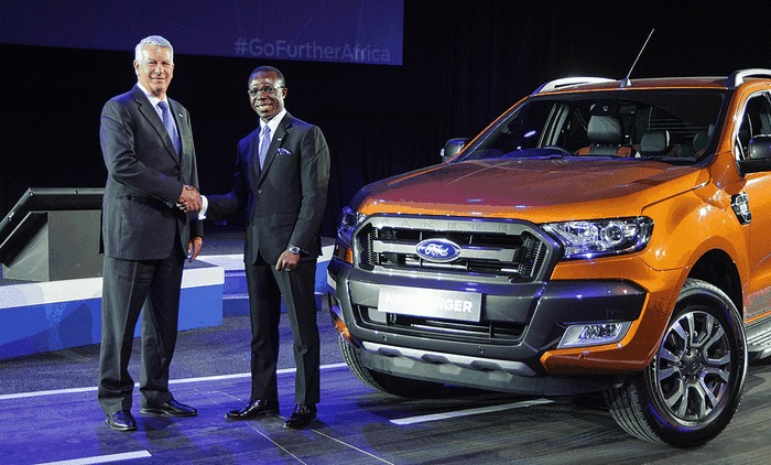 Se anuncia oficialmente la fabricación de la nueva Ranger en Nigeria...