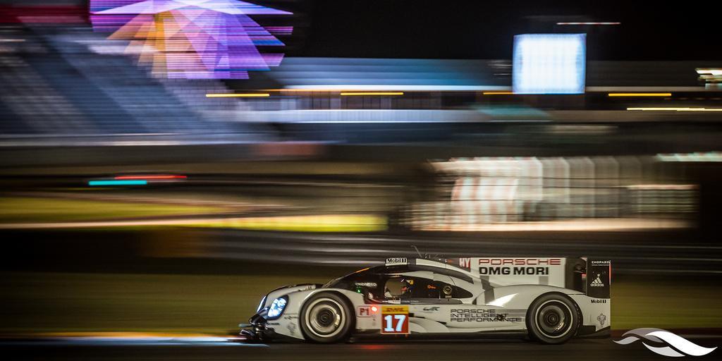 El Porsche 919 vencedor absoluto de las 6 Horas de Austin con Bernhard-Webber-Hartley...