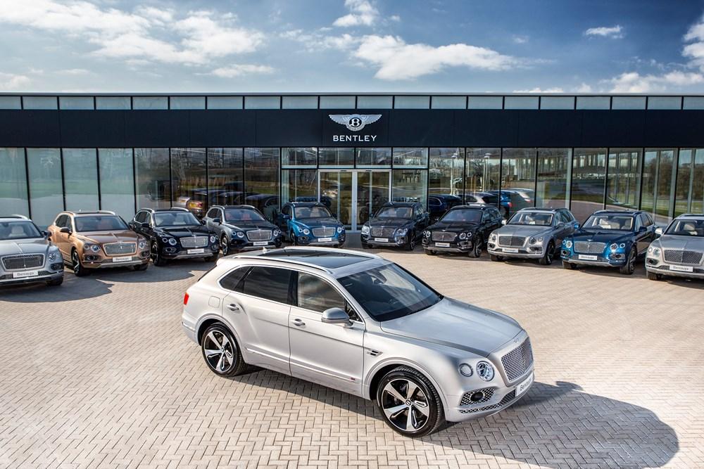 Bentley Bentayga First Edition Collection [copia]