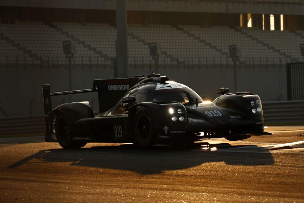 Porsche 919 Hybrid, Porsche Team: Timo Bernhard, Brendon Hartley, Mark Webber  Porsche Team: Brendon Hartley