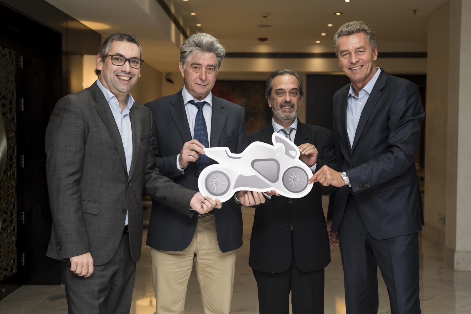 CAFAM y Messe Frankfurt Argentina firman un acuerdo estratégico de cooperación para realizar el 1° Salón Internacional de la Motocicleta Argentina