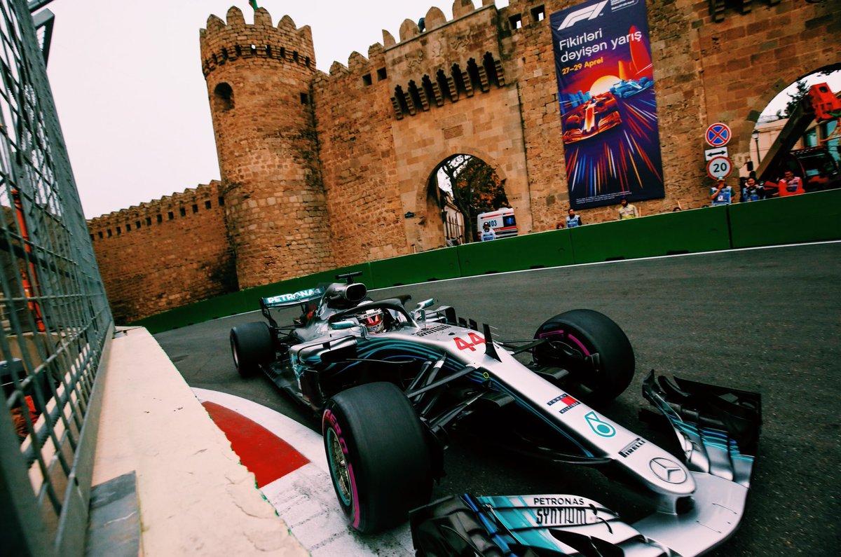 Leve recuperación de Mercedes, que le permitió a Hamilton luchar por la pole. Largará en primera fila, desde donde tendrá una de sus principales posibilidades de tentar el liderazgo...