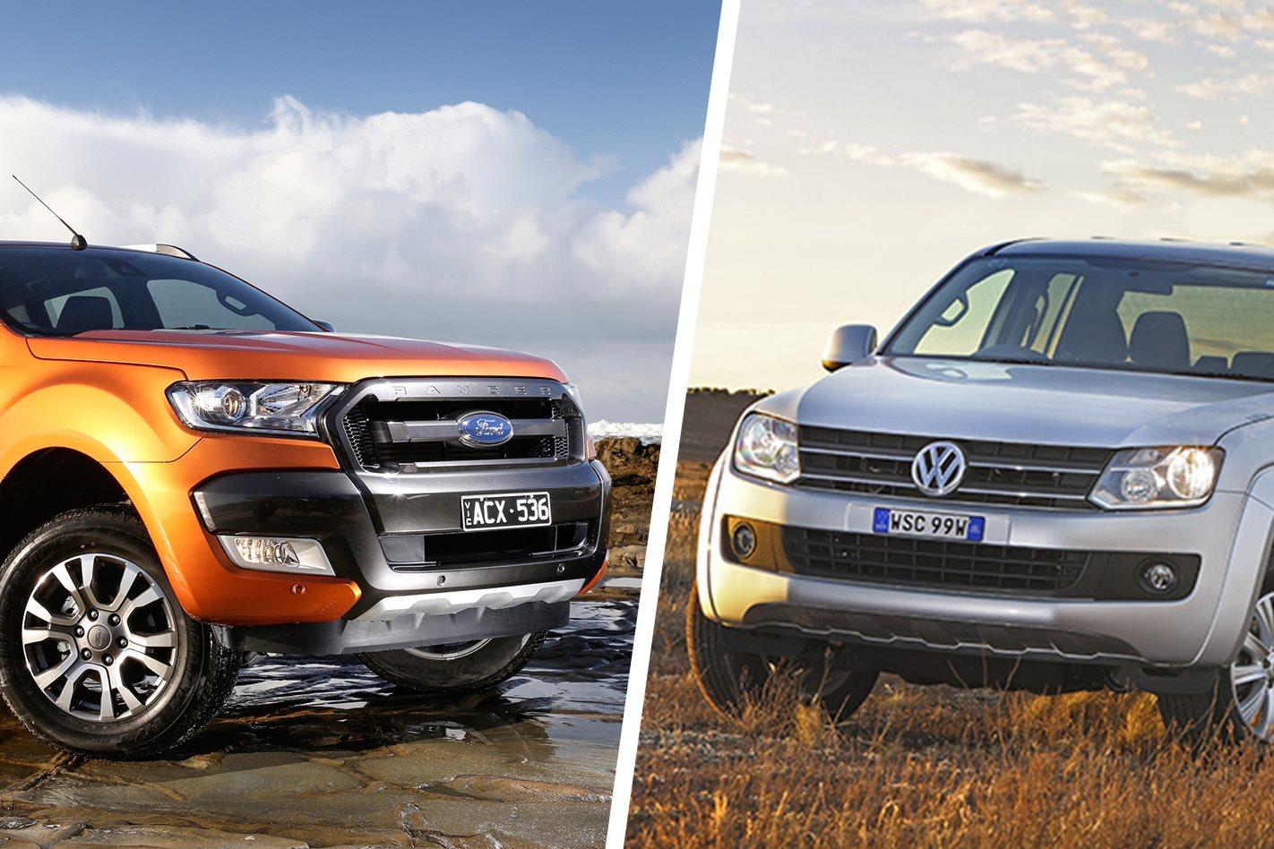 Ford-Ranger-vs-Volkswagen-Amarok