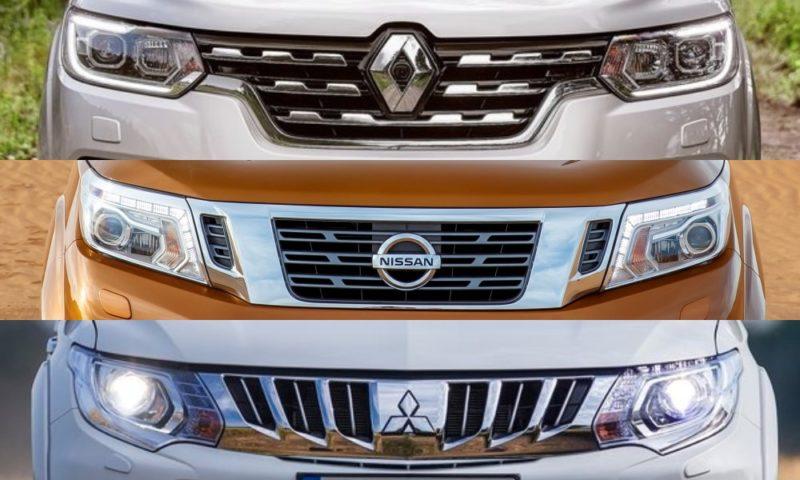 Navara breaks 50,000 sales barrier in Europe since winning International Pickup Award 2016