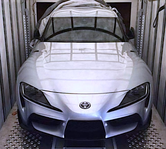 Toyota-Supra-2019-Filtracion