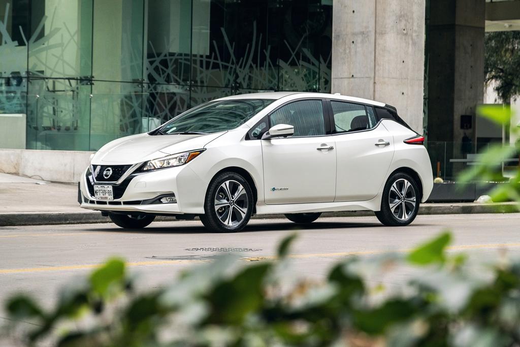 Nissan LEAF aparece pela primeira vez na América Latina