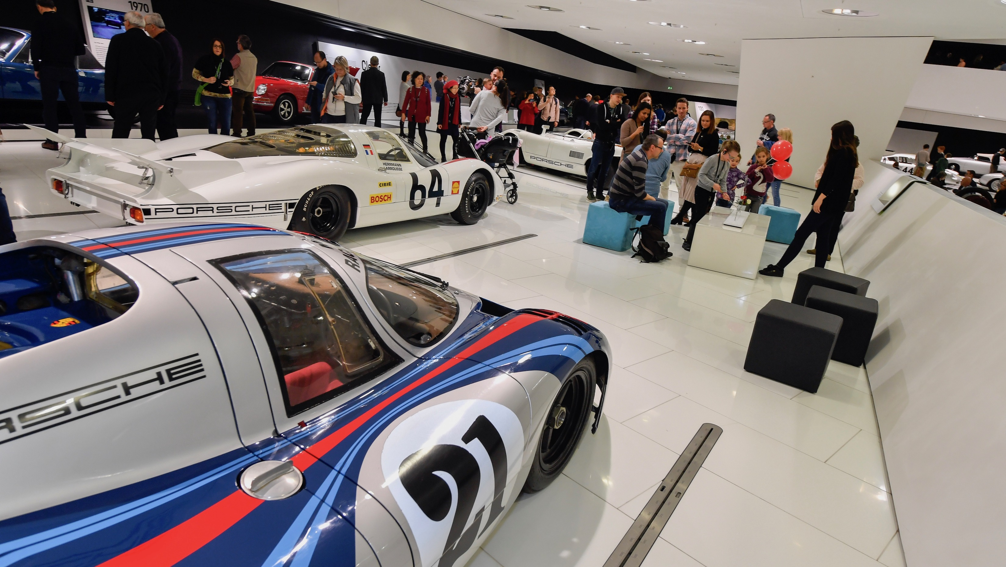 10 Jahre Porsche Museum