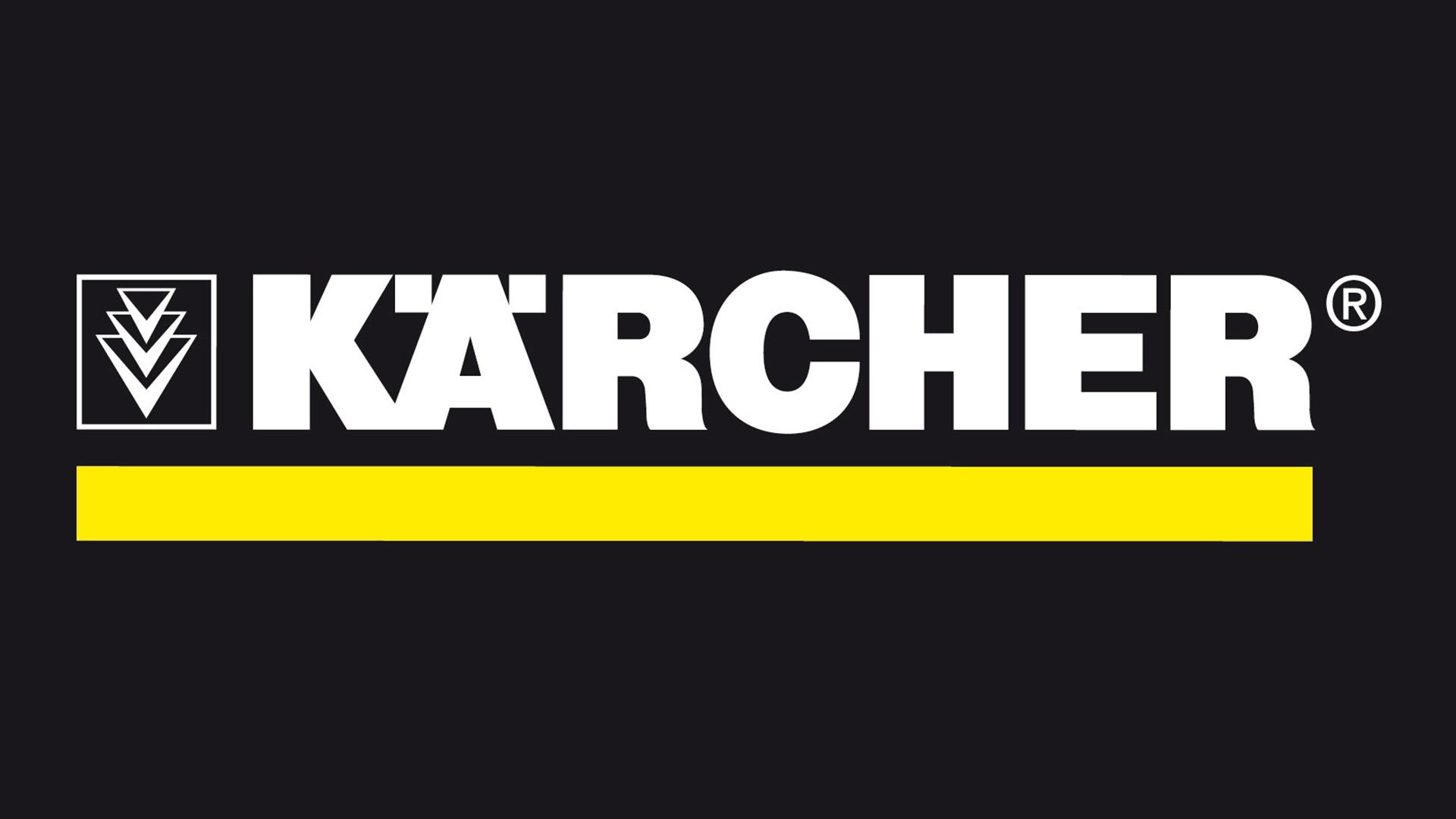 Karcher-Logo