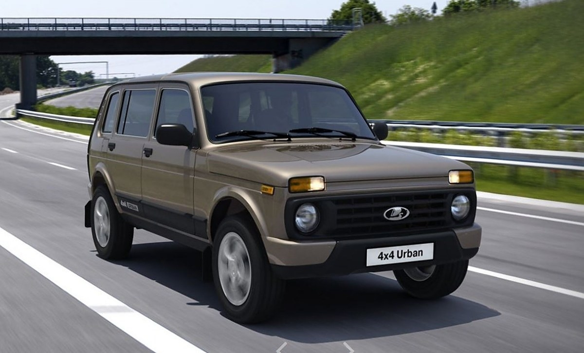 Lada Niva 2019 First Drive - Cars On Review
