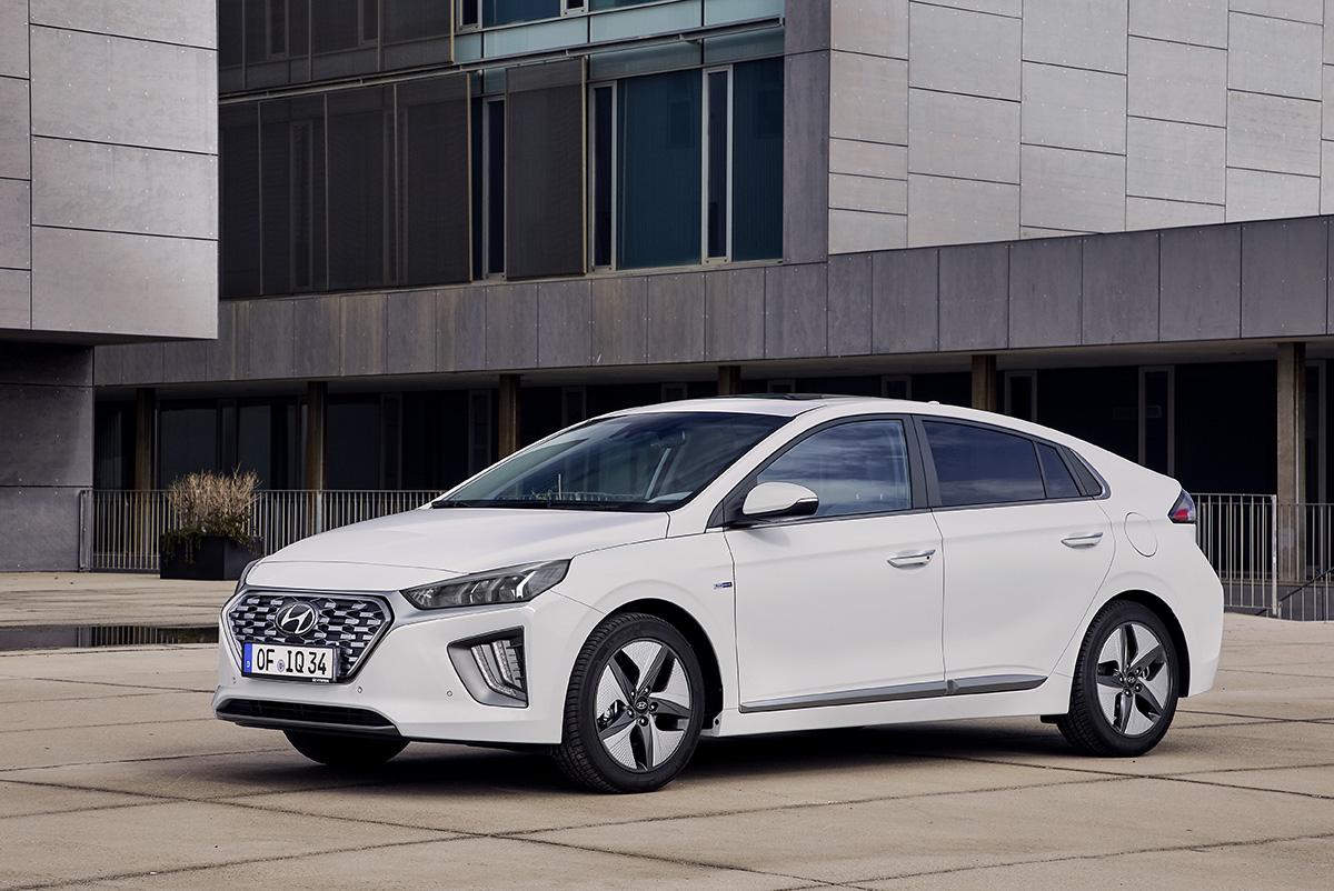 Hyundai Ioniq 2020 e